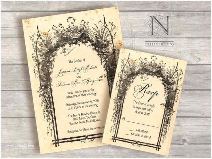 Medieval Wedding Invitations Wording 76 Best Images About Wedding Invitation Ideas On Pinterest