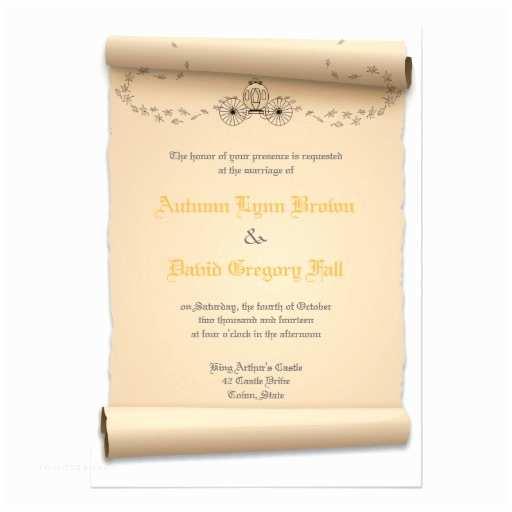 Medieval Wedding Invitations Wording Me Val Wedding Invitations Pumpkin