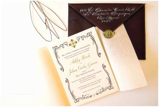 Mexican Inspired Wedding Invitations ashley Julian S Rustic Mexican Inspired Wedding Invitation