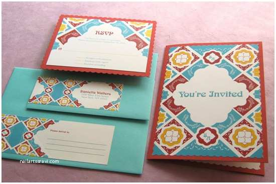 Mexican Inspired Wedding Invitations How to Choose the Right Wedding Invitations for Your
