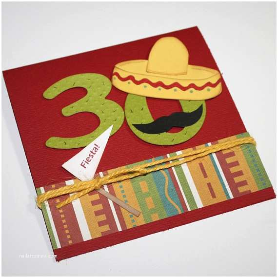 Mexican themed Party Invitations Fiesta Birthday Invitations Mexican Fiesta theme Set Of 45