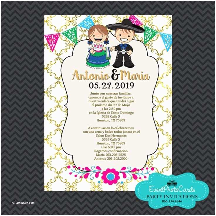 Mexican Wedding Invitations 15 Best Charro Quinceanera Invitations Images On Pinterest