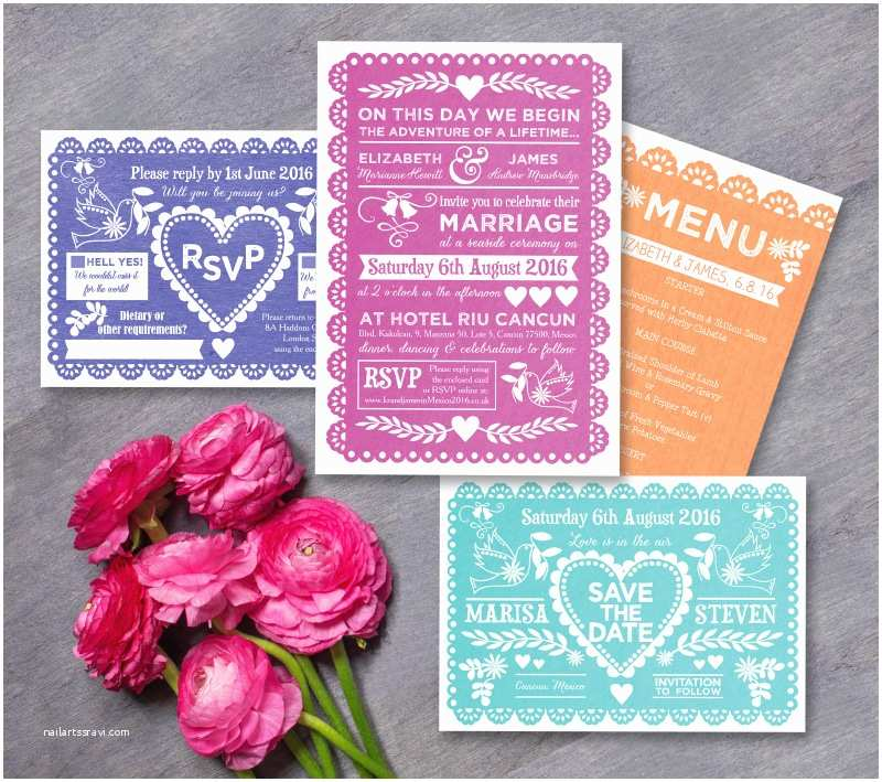 Mexican Wedding Invitations Fiesta Fever A Mexican themed Wedding Shoot