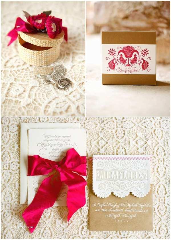 Mexican Wedding Invitations Real Wedding Regina & Zaheen Part I