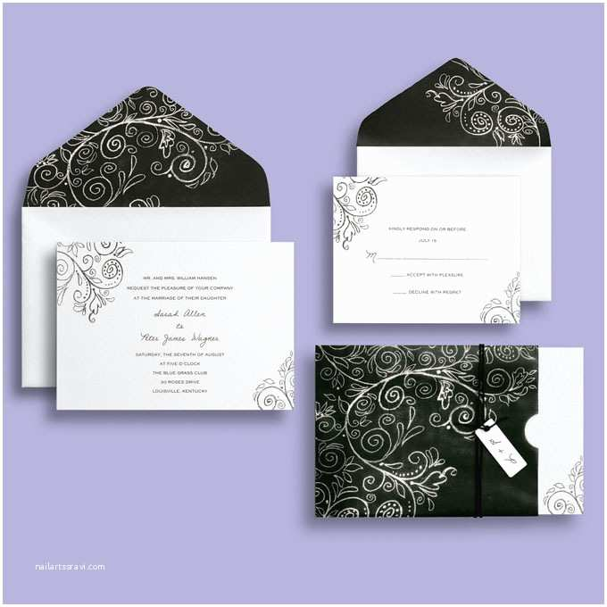 michaels wedding invitation kits