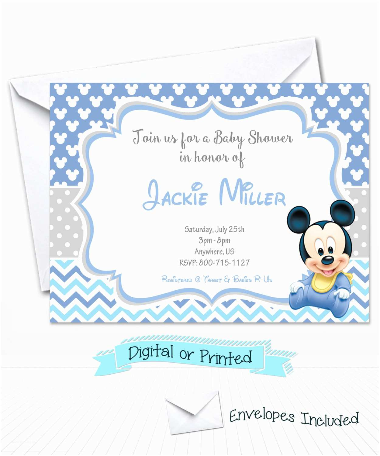 baby mickey mouse baby shower ref=market