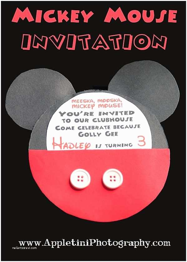 Mickey Mouse Wedding Invitations 32 Best Appletini Invitations Images On Pinterest
