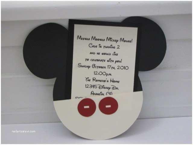 Mickey Mouse Wedding Invitations Anslie S Blog Vintage Mickey Mouse Invitation for