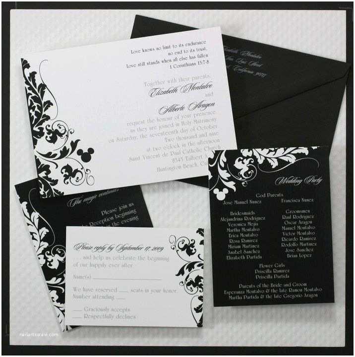 "Mickey Mouse Wedding Invitations ""hidden"" Mickey Wedding Invitations I Would Hide It A"