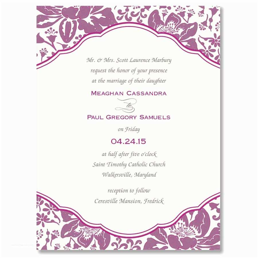 Microsoft Word Wedding Invitation Templates Microsoft Word Engagement Party Invitation Template