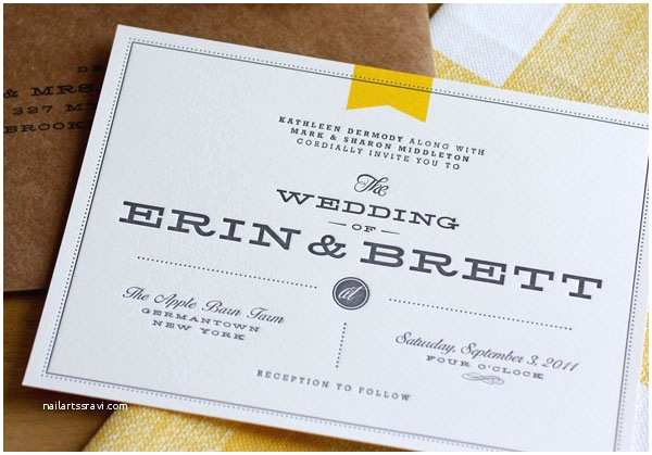 Mid Century Wedding Invitations Mid Century Modern Archives Invitation Crush