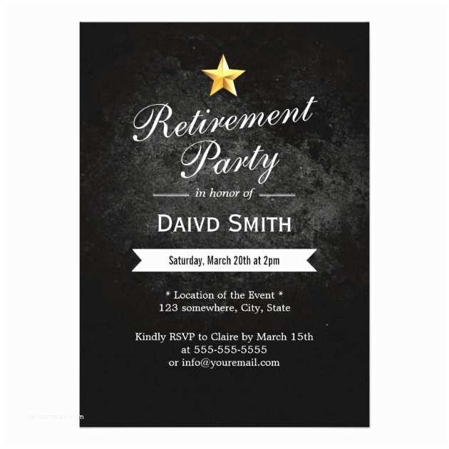 Military Retirement Invitations Personalized Military Retirement Invitations