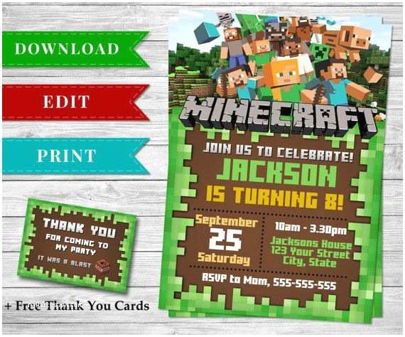 minecraft printable papercrafts