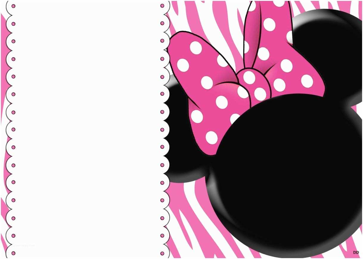 Minnie Mouse Birthday Invitation 32 Superb Minnie Mouse Birthday Invitations