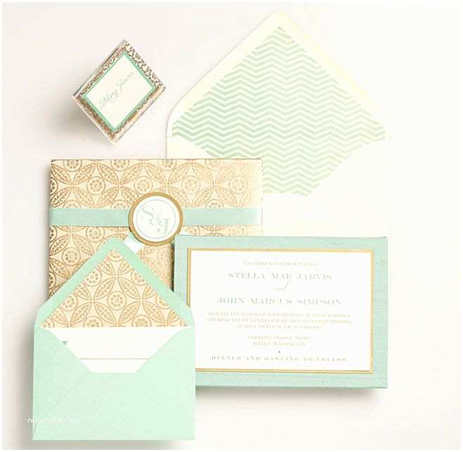 Mint Color Wedding Invitations 324 Best Hot Wedding Trends for 2013 1 the Color Mint
