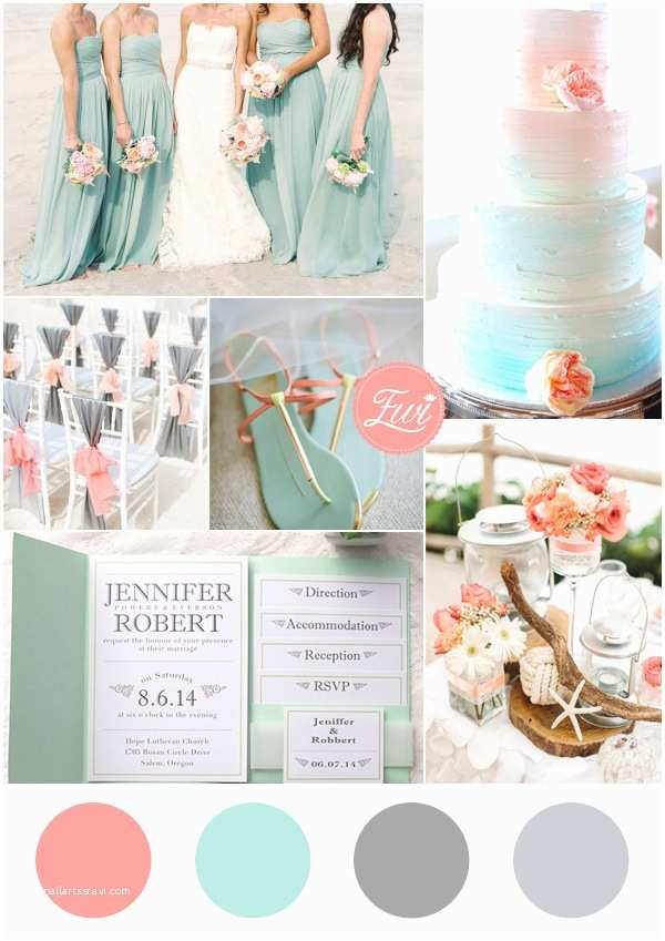 Mint Color Wedding Invitations Perfect 10 Pocket Wedding Invitations to Match with Your