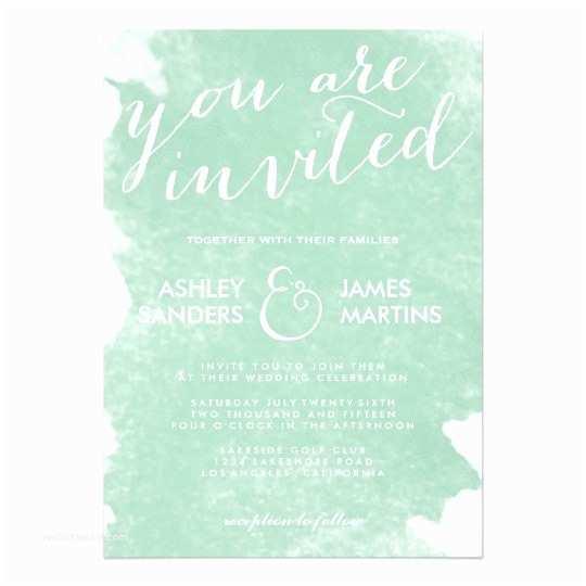 Mint Green Wedding Invitations Mint Green Wedding Invitations Depiction – Runnerswebsite