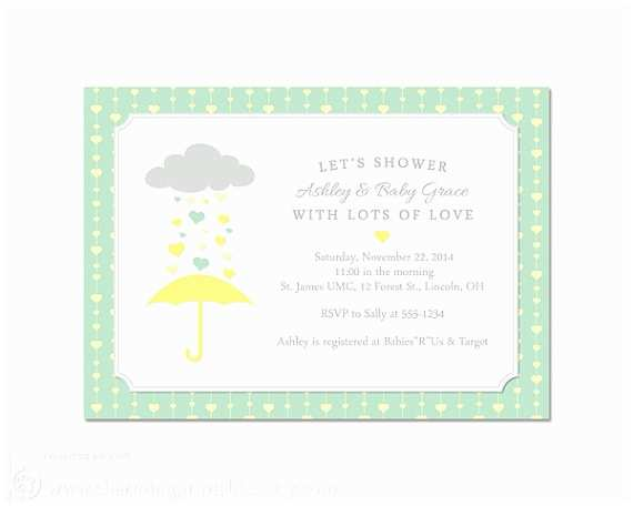 Minted Baby Shower Invitations Baby Shower Invitation Neutral Printable Gender Neutral