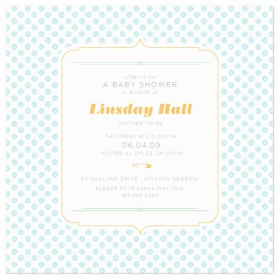 Minted Baby Shower Invitations Baby Shower Invitations buttons at Minted