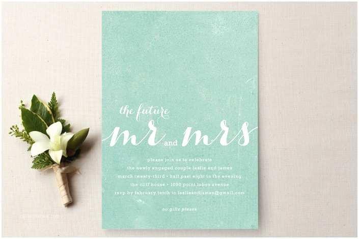 Minted Wedding Invitations Best Album Mint Green Wedding Invitations