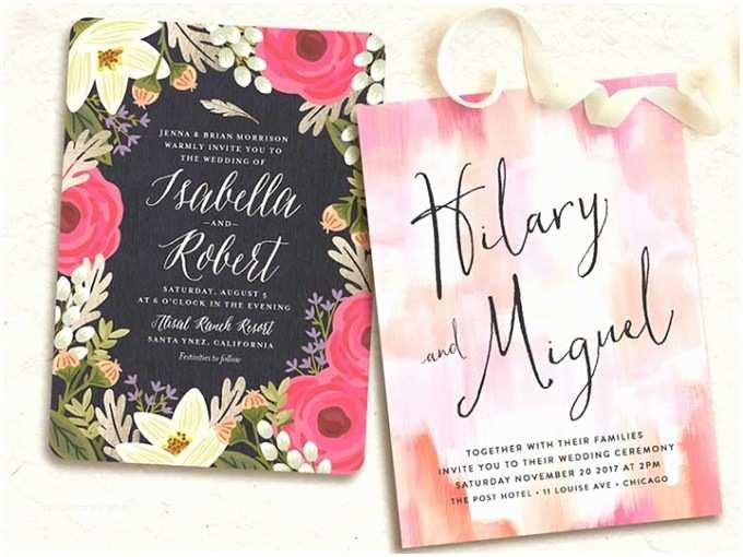 Minted Wedding Invitations Boho Loves Minted Wedding Stationery Fine Paper