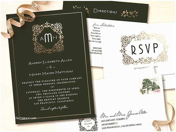 Minted Wedding Invitations Minted 2015 Wedding Invitations Wedding Stationery