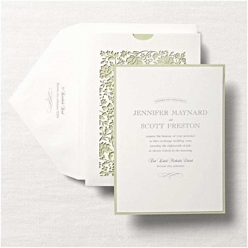Minted Wedding Invitations the Minted Wedding Invitations
