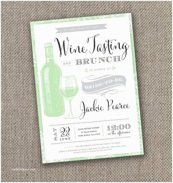 Minted Wedding Shower Invitations Best 25 Brunch Invitations Ideas On Pinterest