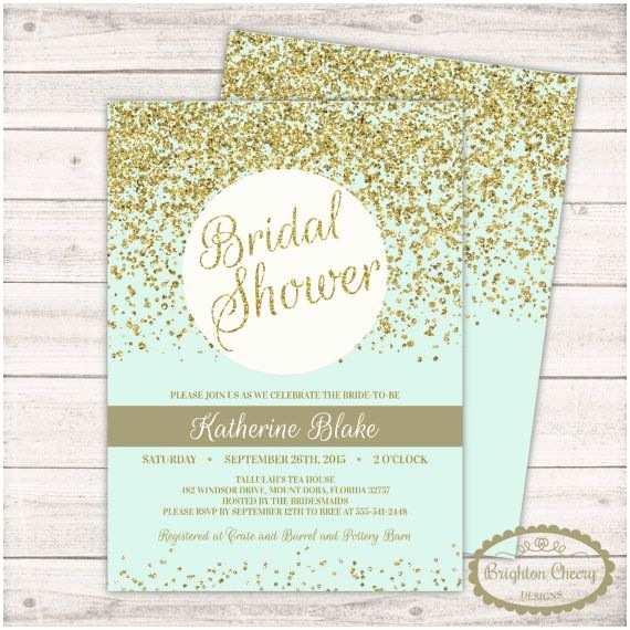 Minted Wedding Shower Invitations Best 25 Green Bridal Showers Ideas On Pinterest