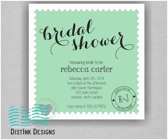 Minted Wedding Shower Invitations How to Pick A Better Bridal Shower theme