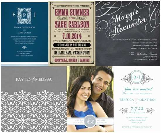 Mixbook Wedding Invitations Diy Brides Using Line Services for Custom Wedding