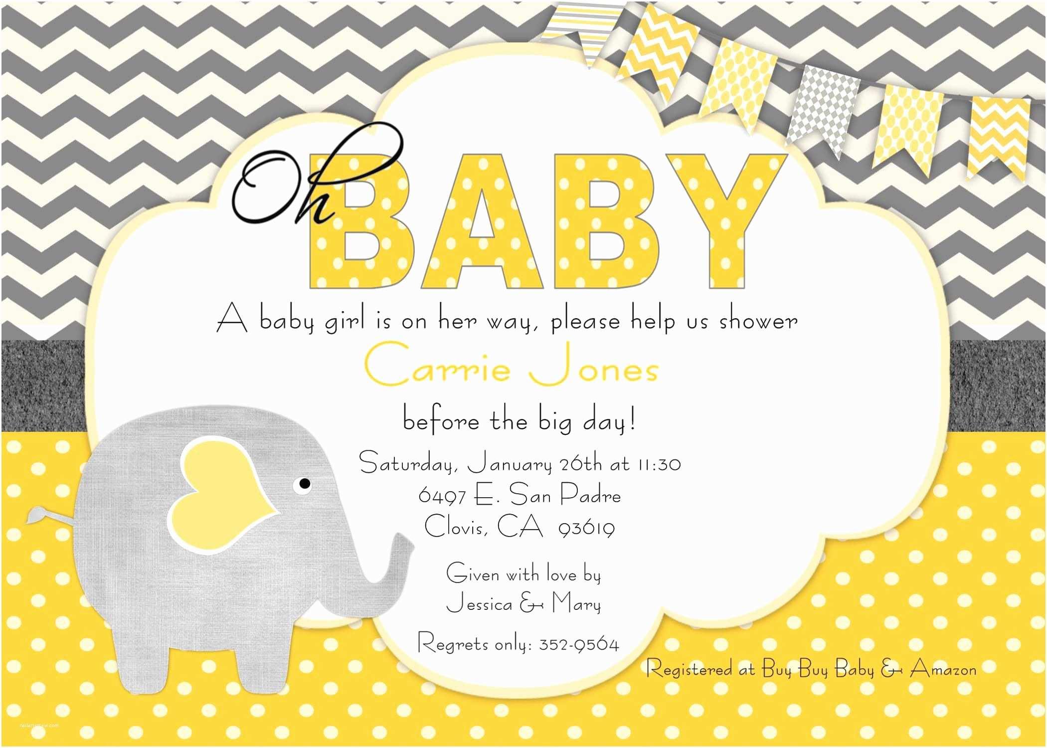 Modern Baby Shower S Baby Shower  Free Baby Shower