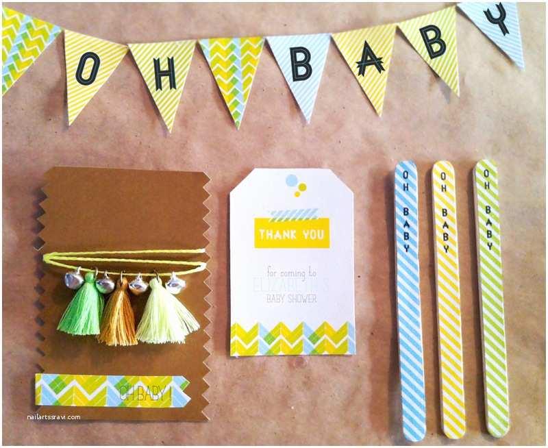 Modern Baby Shower Invitations Modern Neon Baby Shower Invitations