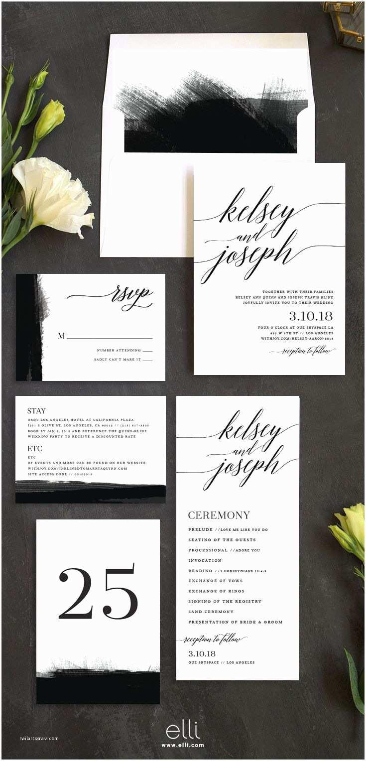 Modern Wedding Invitations Modern Wedding Invitation Card Various Invitation Card