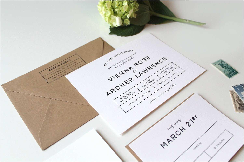 Modern Wedding Invitations Modern Wedding Invitations Designs Yaseen for