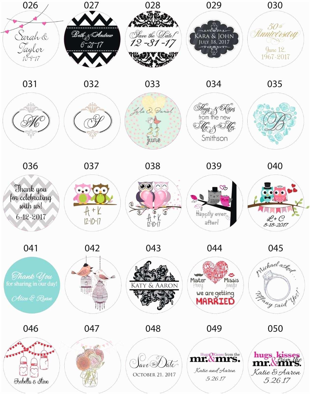 Monogram Seals for Wedding Invitations Wedding Invitation Envelope White Sticker Seals Monogram