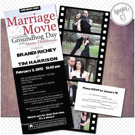 Movie Theater Wedding Invitations Best 25 Movie Theater Wedding Ideas On