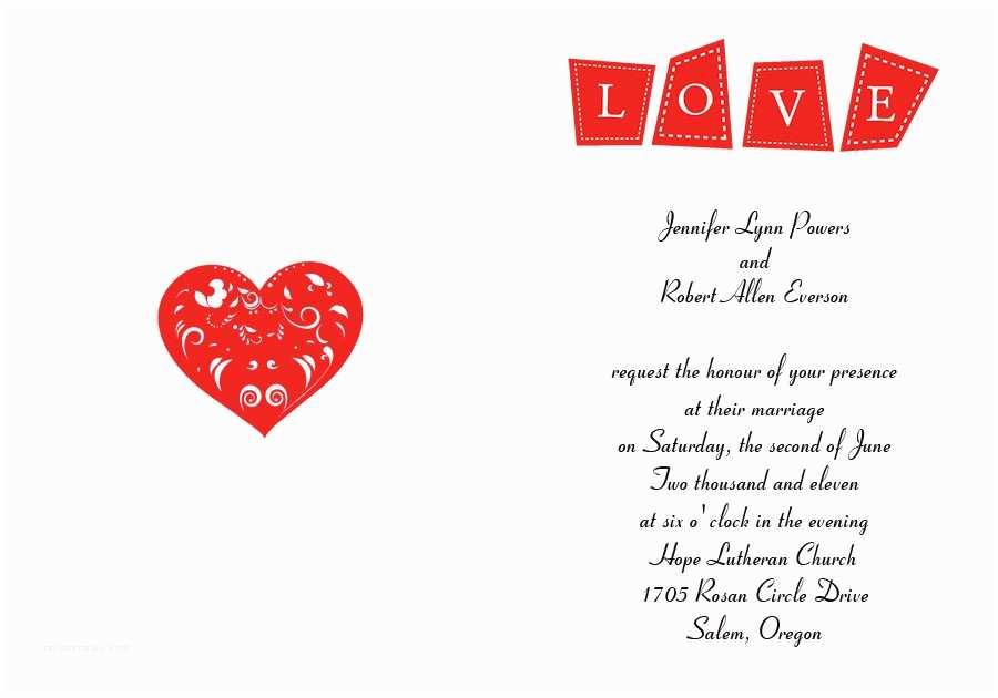 Mr And Mrs Smith Wedding Invitations Mr & Mrs Smith Cartoon Folded Wedding Invitation