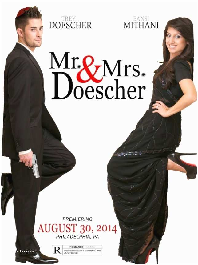 Mr And Mrs Smith  Invitations Mr And Mrs Smith  Invitations 5 Mr And Mrs