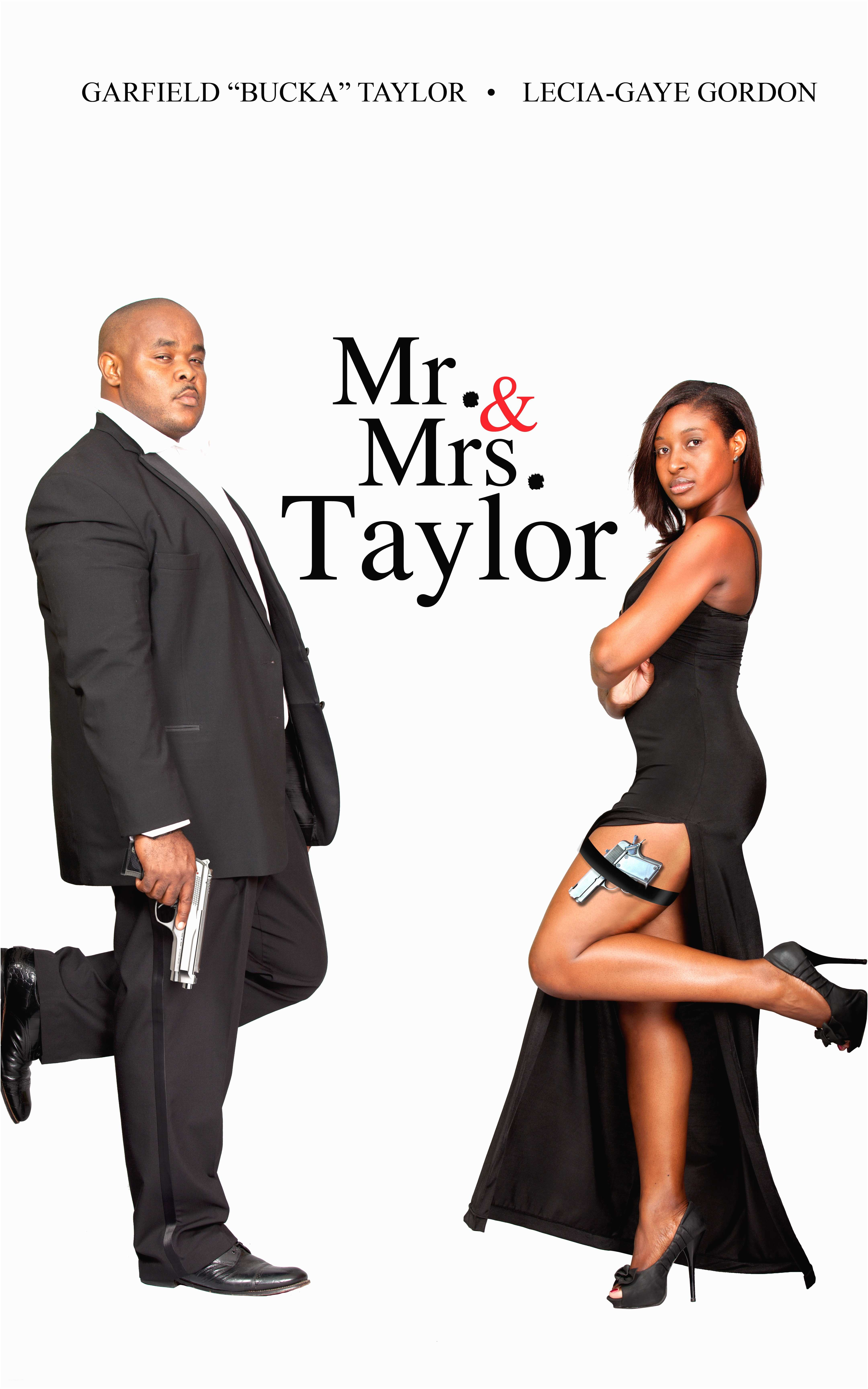 Mr And Mrs Smith  Invitations My Big Fat Unconventional
