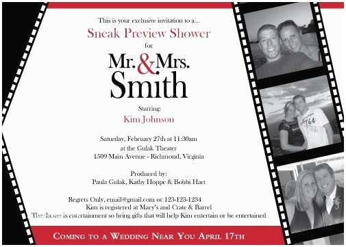 Mr and Mrs Smith Wedding Invitations Rkdesigns July 2010