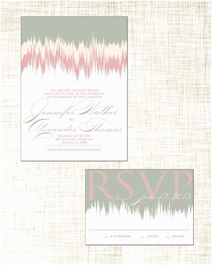 Multi Color Wedding Invitations 11 Best Tied with A Knot Etsy Shop Images On Pinterest