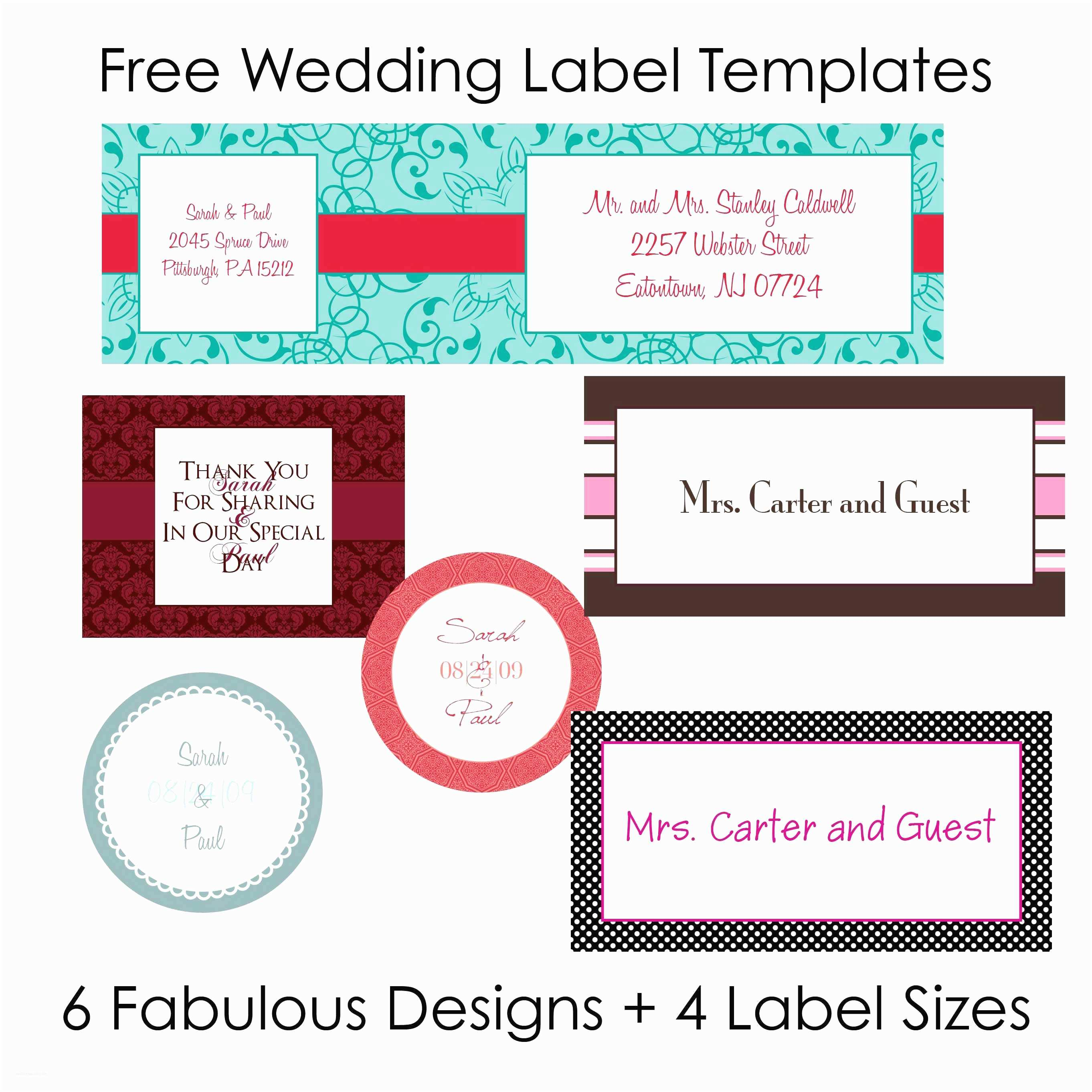 multi color wedding invitations luxury free address label template for wedding invitation with
