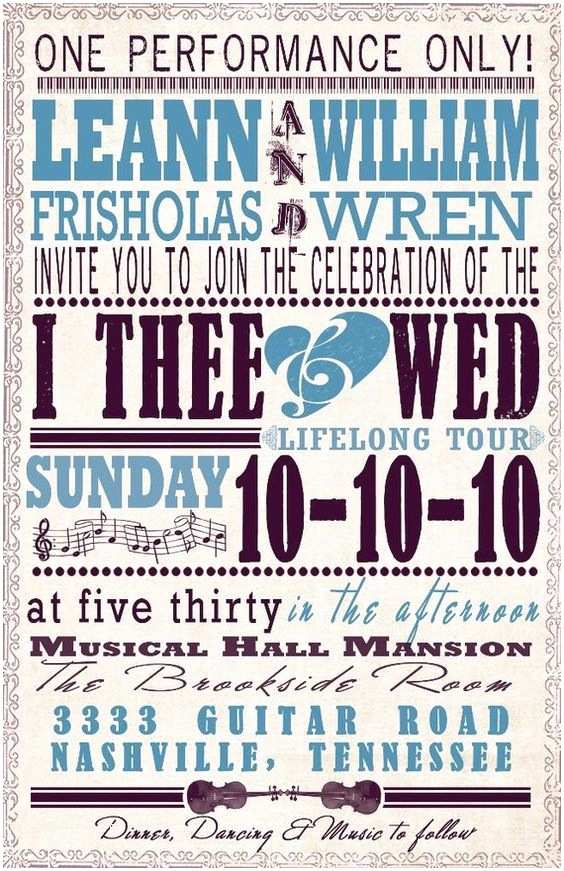 Music themed Wedding Invitations Wedding Invitations Invitations and Music On Pinterest
