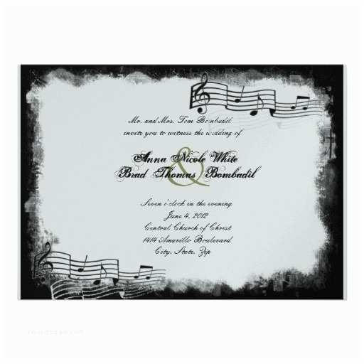 Music Wedding Invitations Best 25 Music Wedding Invitations Ideas On Pinterest