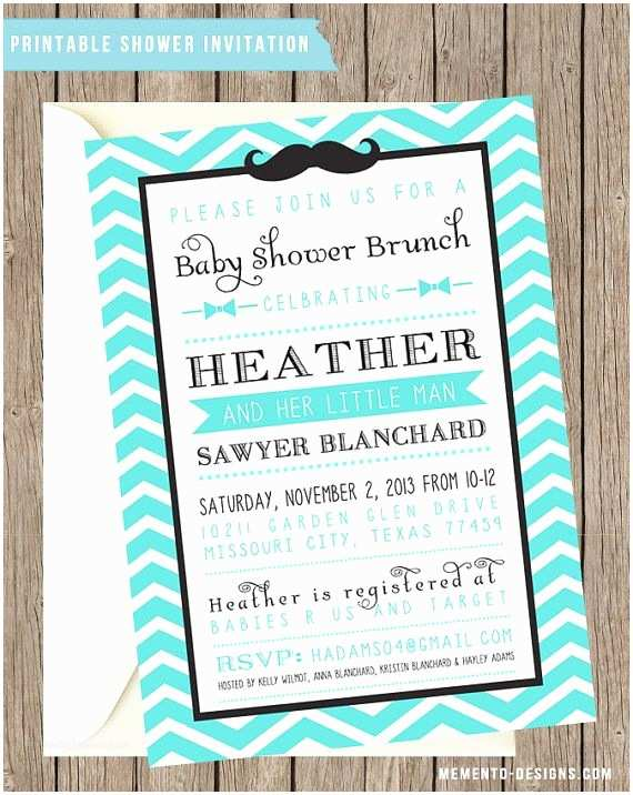 Mustache And Bow Tie Baby Shower Invitations 62 Best Baby Shower Invitations Images On