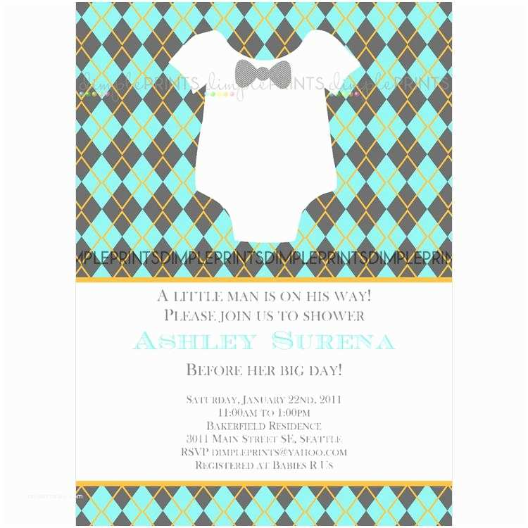 Mustache And Bow Tie Baby Shower Invitations Bow Tie Baby Shower Invitations