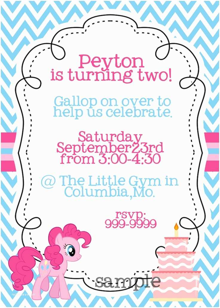 graphic about Free Printable My Little Pony Birthday Invitations named My Tiny Pony Birthday Invites Absolutely free Printable My Small