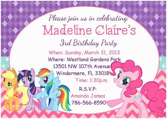 photo relating to My Little Pony Printable Birthday Cards identify My Minor Pony Birthday Invites Free of charge Printable My Tiny