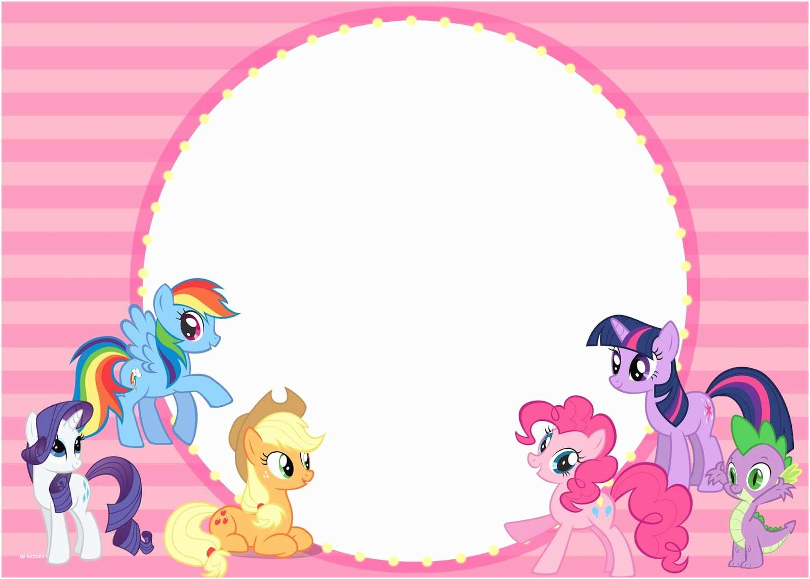 My Little Pony Party Invitations the Wagner Bulletin How to Throw An Affordable My Little